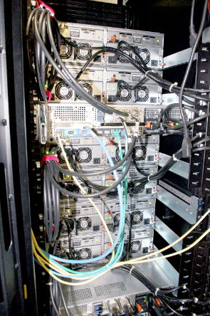 Storage cabling